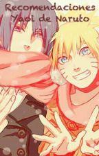 Recomendaciones Yaoi de Naruto by HinataYaoi