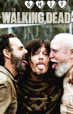 The Walking Dead Shit by forristerica