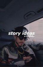 Story Ideas by -moonlightadym