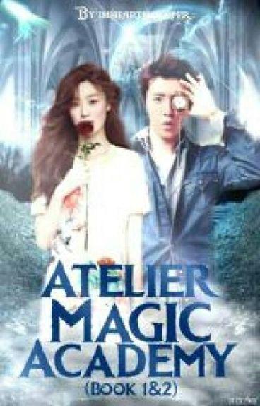Atelier Magic Academy (Book 1 & 2)