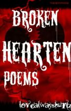 broken hearten poems by lovealwayshurtz