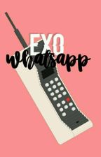 EXO » Whatsapp by kihwon