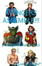 AVENGERS ASSEMBLE!!! (Avengers Chatrooom.) by midnightdragon7