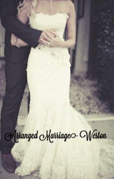 Arranged Marriage- Weston Koury