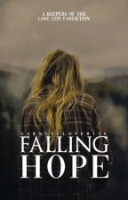 Falling Hope; A KOTLC (keepers of the lost cities) fanfic by GarnetClover118