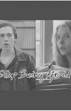 Stop Being Afraid (A Ron Anderson Story) by tommo_addict
