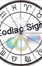 Zodiac Signs by awesomedonut4