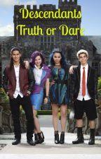 Descendants Truth or Dare by zebrapuppy101