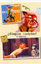 ¿Simple Ladrón? [Nicudy] by Snow21Eevee