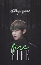 fire ;; taekook  by taehyungsmine
