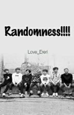 Randomness!!!!!!!!  by Love_Ereri