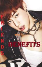 Friends With Benefits (Mark Tuan Fanfic) by Marktinz