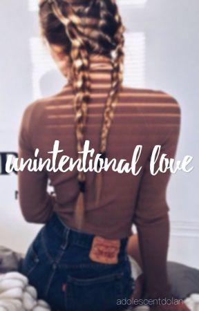 unintentional love || g.d. by adolescentdolan