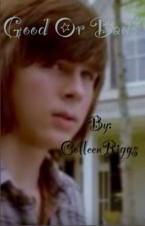 Good or Bad Grimes? (Carl Grimes) by ColleenRiggs