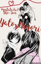 YatoxHiyori ^ ^ by patata7w7