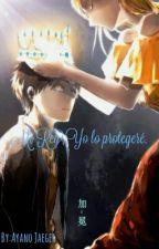 Mi Rey,Yo Lo Protegeré (Ereri/Riren) by AyanoJaeger
