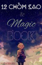 12 chòm sao và Quyển sách phép thuật by Yin_Mei