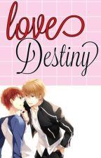 Love destiny (yaoi/gay) [pausada] by usagi2620