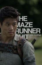 THE MAZE RUNNER SHIT »stuff. [editando] by fivetwsos