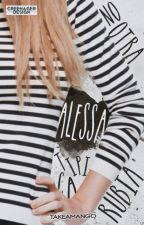 Alessa, no otra típica rubia [ANOTR]. by takeamango