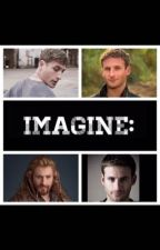 Dean O'Gorman Imagines by Aidanturnerimagines