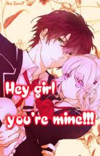 [TD 12 chòm sao - Tạm drop] Hey Girl, You're Mine !!! by The_Unknown_xD