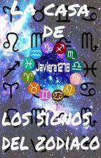 La Casa De Los Signos Del Zodiaco by javiera1278