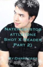 Natewantstoabattle (One Shot X Reader Part 2) (Complete)✅ by Darkroses77