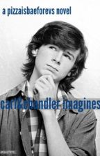 //Carl Grimes/ Chandler Riggs Imagines// by pizzaisbaeforevs