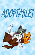 Adoptables: Things that need a new home by Aniratac7