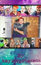 Markiplier & Jacksepticeye Imagines by kayleepriser01