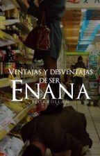 Ventajas y Desventajas de ser Enana by FlorRollan