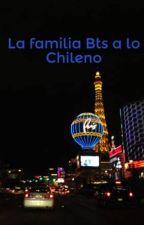 La familia Bts a lo Chileno by suga_lechuga