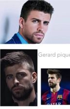 The alphas mate { Gerard Pique } by _CTE_Rayan_CTE_