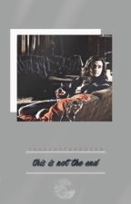 this is not the end » sirius black & sirelsa +oneshot |au by tearsoftheocean
