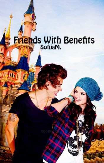Friends With Benefits(JF Harry's P.O.V.)