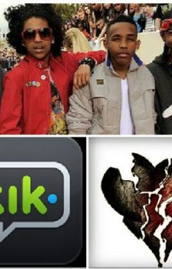 Kik Me.... (A Mindless Behavior love story)