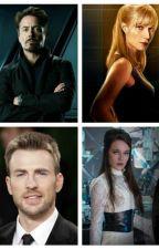 Tony Stark's Daughter (Avenger Fanfiction) by DawnHarwood6