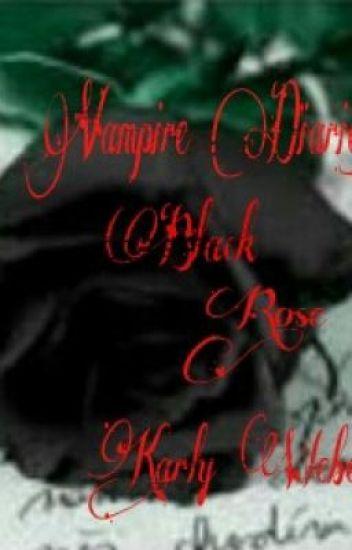 Vampire Diaries: Black Rose