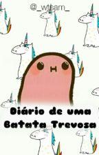 Diário De Uma Batata Trevosa by _wtsam_
