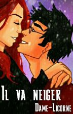 Il va neiger - Lily et James Potter by Dame-Licorne