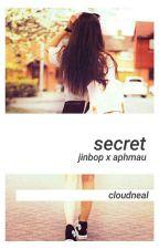 (discontinued) Secret [#JINMAU FANFIC] by deadacc555