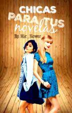 Chicas para tus novelas by Mic_nower