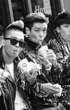 Хэрэв Big Bang Миний Найз Залуу Байсан Бол??? (Дууссан) by Cataleya_NG
