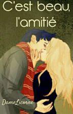 C'est beau, l'amitié - Harry Potter by Dame-Licorne