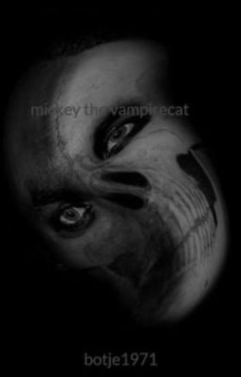 mickey the vampirecat
