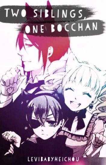 Two sibling, One bocchan... (Sebastian x Ciel | SebaCiel)