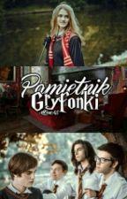 Pamiętnik Gryfonki [ZAWIESZONE] by LLoveAS