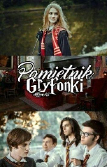 Pamiętnik Gryfonki