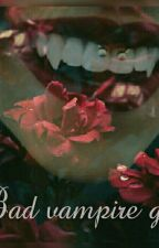 The Bad Vampire Girl  by piccolasamanta